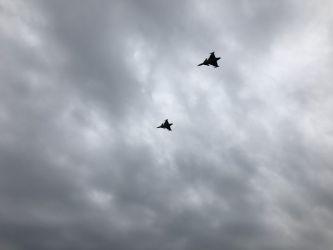 2x Saab Gripen
